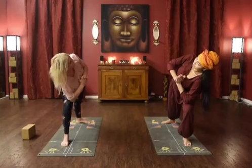 Semi Private Yoga + Swedish Massage