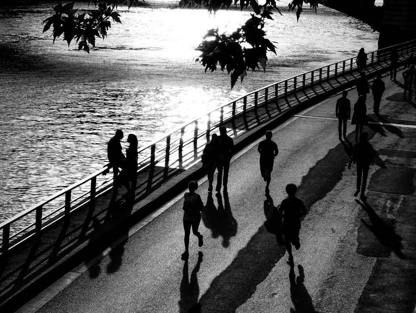 Serie Silhouette