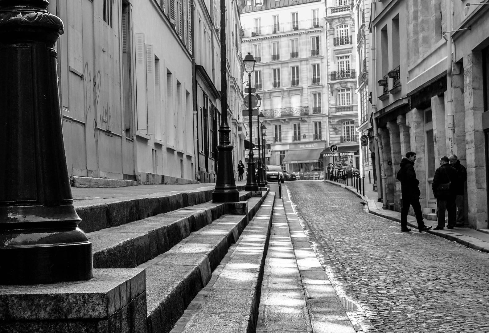 Serie Street
