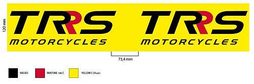 Cinta marcaje zonas TRS