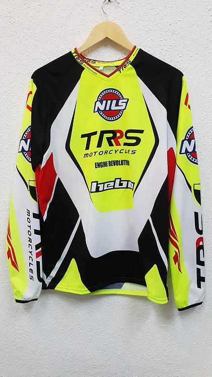 Camiseta trial TRS