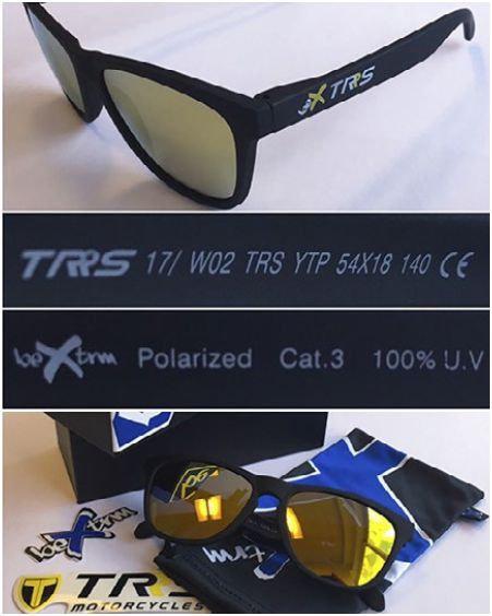 Gafas de sol TRS polarizadas