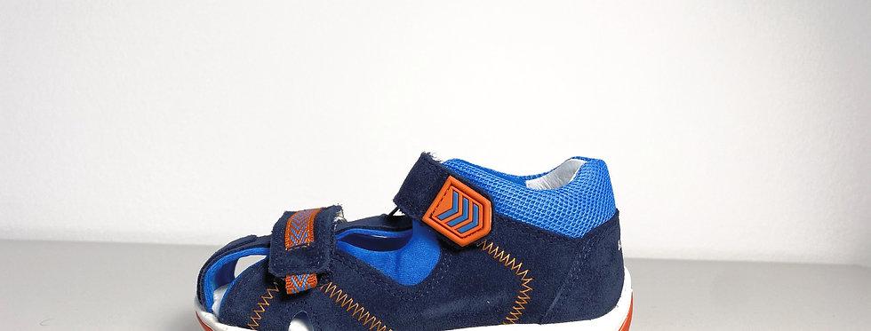 SuperFit Sandale mit Klettverschluss