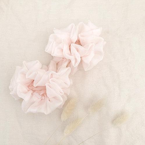 Scrunchie Rosa