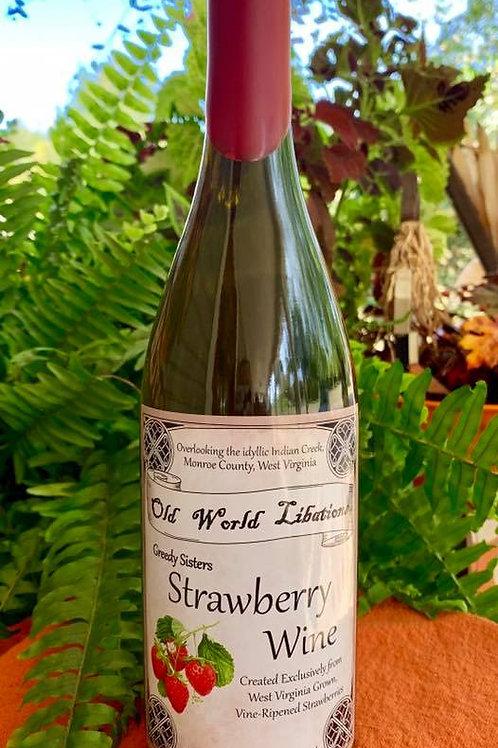 Greedy Sisters - Strawberry Wine