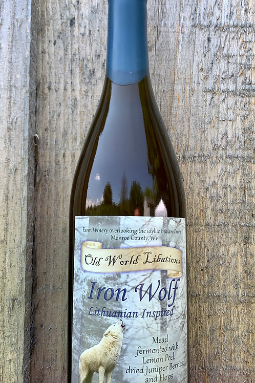 Iron Wolf - Lithuanian Inspired Mead