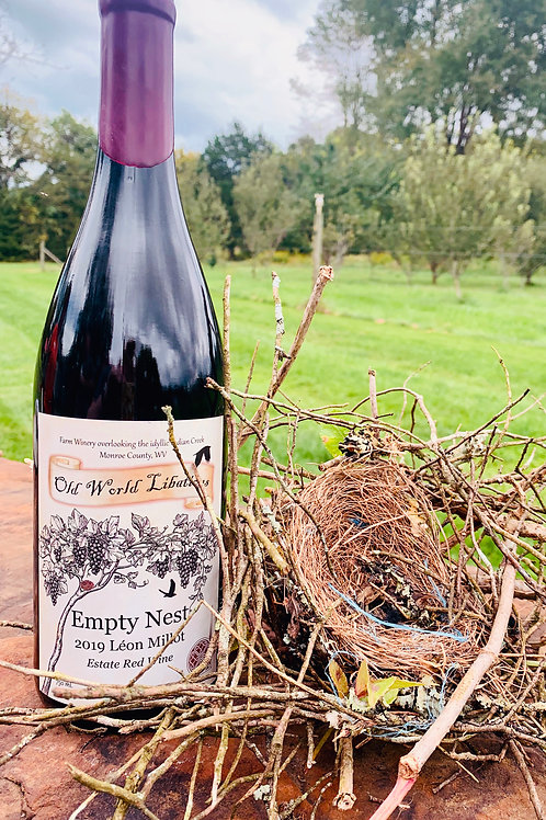 Empty Nest - Estate Red Wine