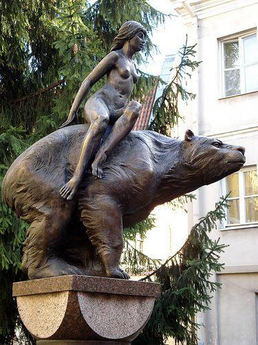 Medeina and Bear.jpg