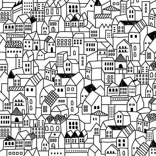Városi kifestő