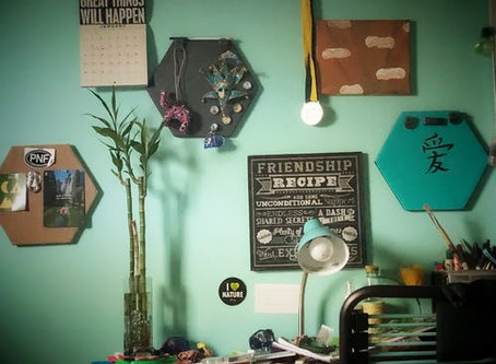 Setting up Your Workspace - 5 Tips from a Design Expert