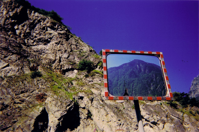Reflection in Saint Maurice