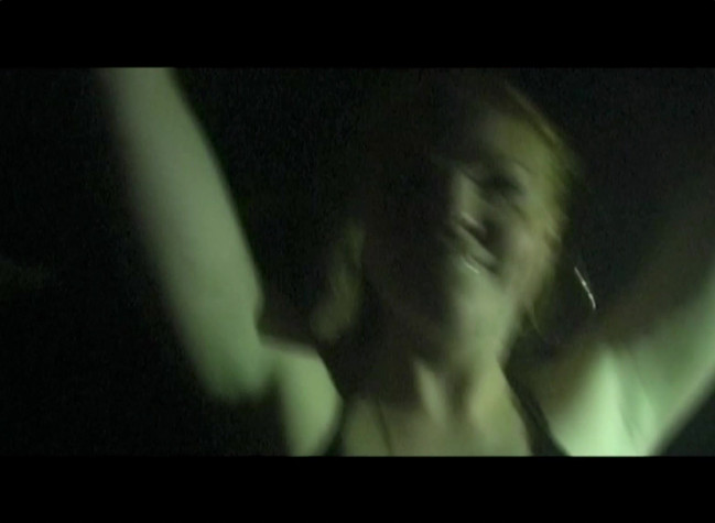 Club Scene from the Movies