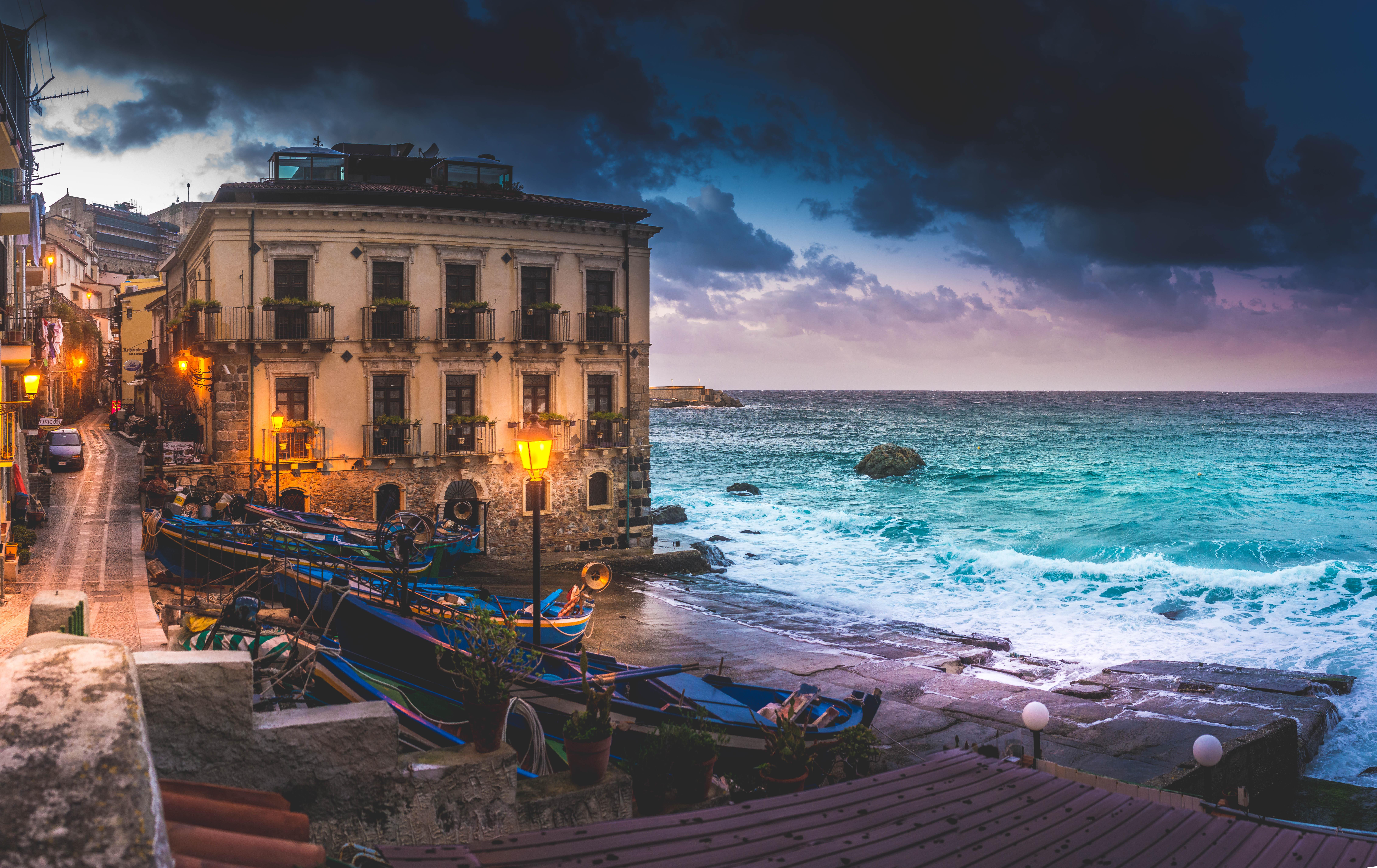 Scilla, Italy