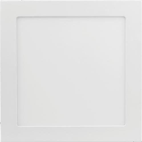 PAINEL LED 12W SOBREPOR 17X17