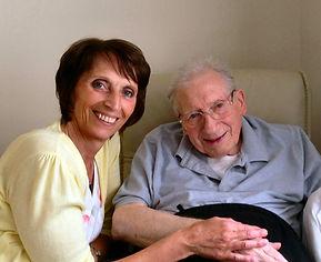 Vanessa Challis Singer Warwickshire Care Home