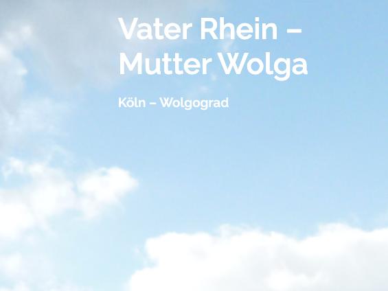 Köln - Wolgograd: Hier geht's zum Schüler*innen Blog