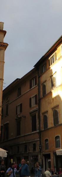 Hier gibt es Einblicke zu einem Sozialpraktikum in Rom