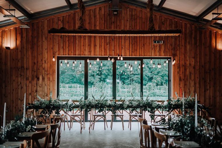 Weddings at Groobarbs