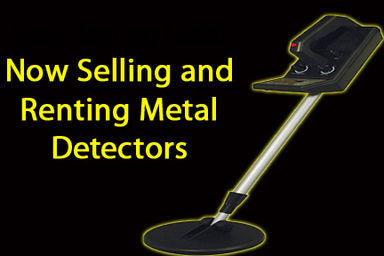 Gold Buyer Melbourne Beach Florida metal detector rental sale