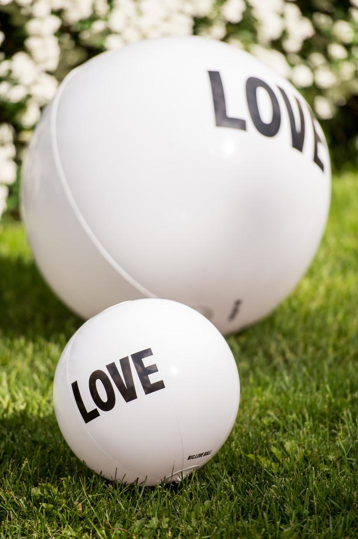 Five-foot Big Love Ball