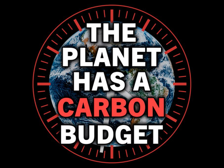 How long until it's too late to save Earth from climate disaster? This clock is counting down.