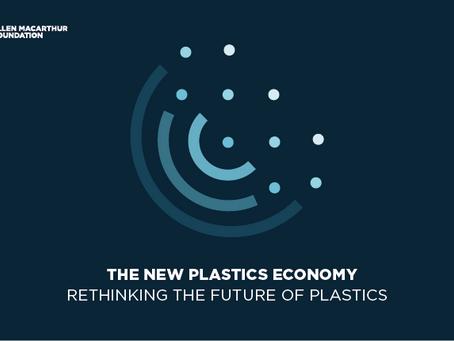 The New Plastics Economy: Rethinking the future of plastics