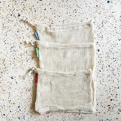 MESH REUSABLE PRODUCE BAG