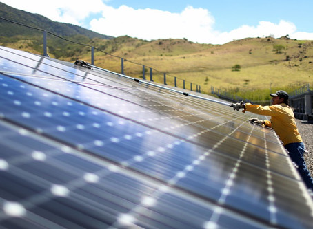 Costa Rica ran almost entirely on renewable energy in 2016