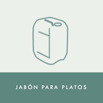 JABÓN PARA PLATOS