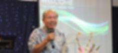 Senior Pastor Humphrey Tio