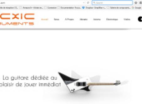 Le site web Tocxic est en ligne
