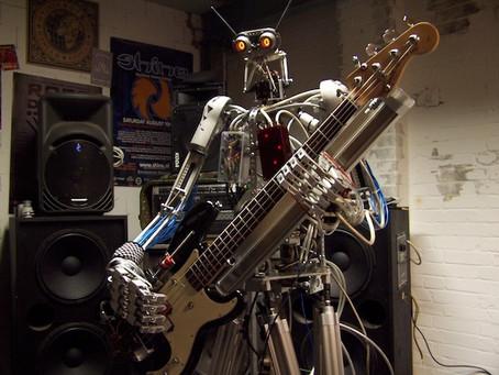 Des robots en métal pour faire du métal!!!