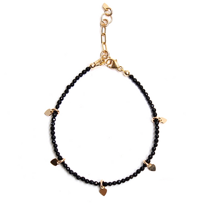 Gemstone Bracelet - Onyx