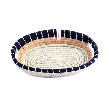 Small Bread Basket - Black