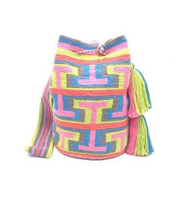 I LOVE Syria - T bag with tassels
