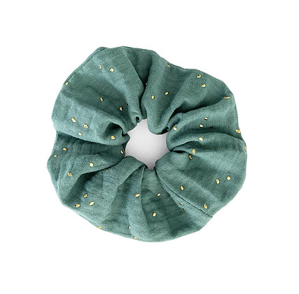 Turquoise - Scrunchie
