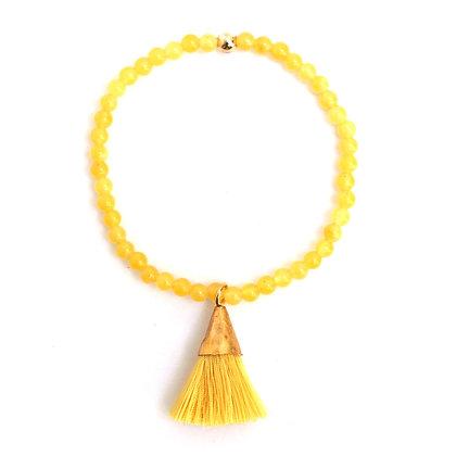 Bracelet de Jade Jaune 2