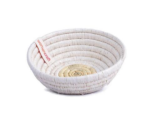 Bakuli Bowl - White