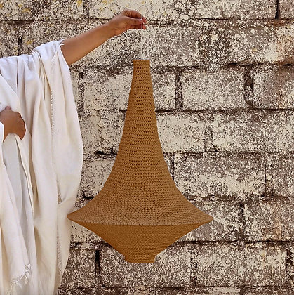 MINI Wahad Crochet Light - Mustard