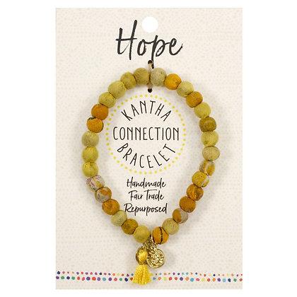 Kantha HOPE Bracelet