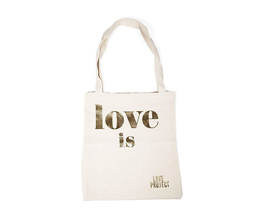 LOVE is ... - Tote