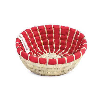Bakuli Bowl -Red