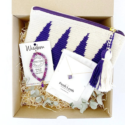 """""""Violets are Blue"""" - Giftset"""