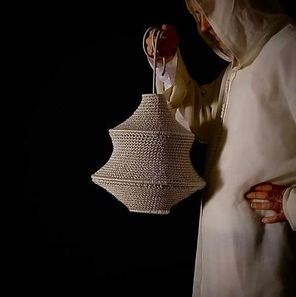 Crochet Saint I Light - Beige