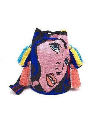 I <3 SYRIA Bag - Wonderwoman