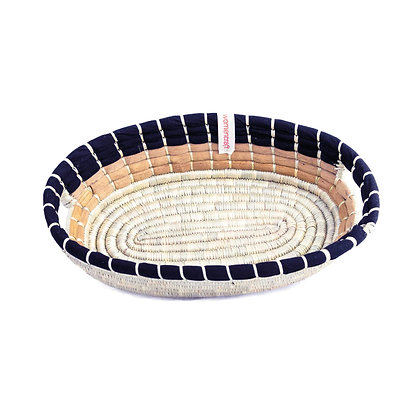 Large Bread Basket - Black