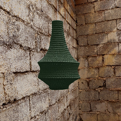 SMALL Joosh Crochet Light - Olive