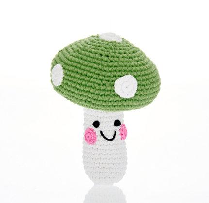 Friendly Toadstool - Green