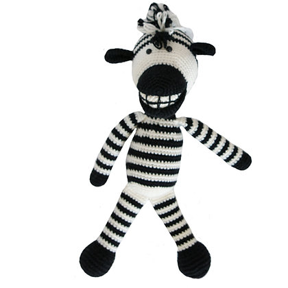 Lebo the Zebra
