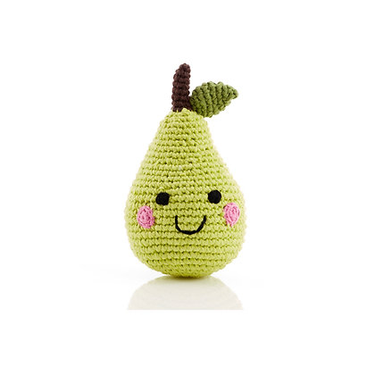 Friendly fruit – Pear